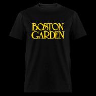 T-Shirts ~ Men's T-Shirt ~ Boston Garden