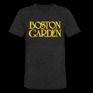 T-Shirts ~ Unisex Tri-Blend T-Shirt ~ Boston Garden