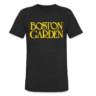 T-Shirts ~ Unisex Tri-Blend T-Shirt ~ Boston Garden