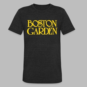 Boston Garden - Unisex Tri-Blend T-Shirt by American Apparel