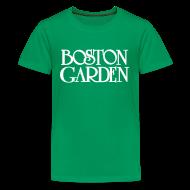 Kids' Shirts ~ Kids' Premium T-Shirt ~ Boston Garden