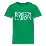 Kids' Shirts ~ Kids' Premium T-Shirt ~ Boston Garden