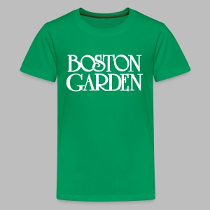 Boston Garden - Kids' Premium T-Shirt