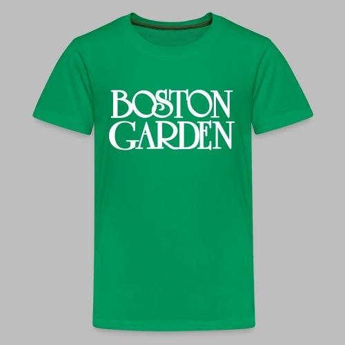 Boston Garden - Kids' Premium T-Shirt