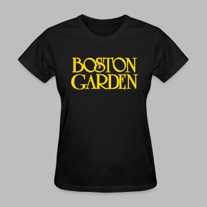 Boston Garden - Women's T-Shirt