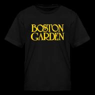 Kids' Shirts ~ Kids' T-Shirt ~ Boston Garden