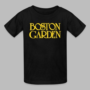Boston Garden - Kids' T-Shirt
