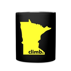 Climb MN Coffee Mug - Full Color Mug