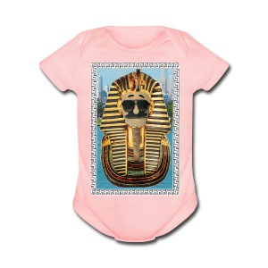 MIAMI PHARAOH BABY - Short Sleeve Baby Bodysuit