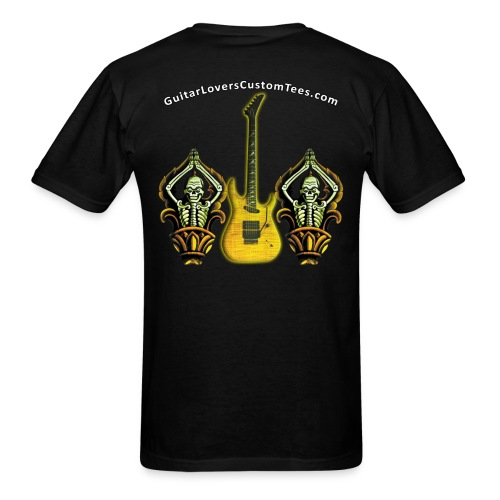 Guitar Lovers - Men's T-Shirt
