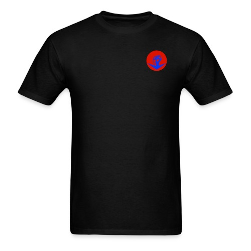 DevGamingDude Logo shirt - Men's T-Shirt