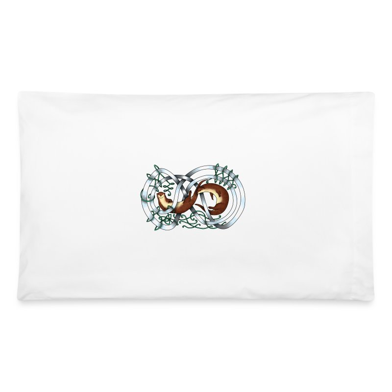 Otters entwined - Pillowcase