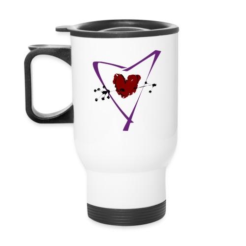 Capture a Heart Travel Mug - Travel Mug