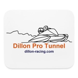 Dillon Pro Tunnel Mouse Pad - Mouse pad Horizontal