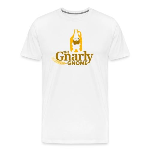 Gnarly Gnome Shirt - Men's Premium T-Shirt
