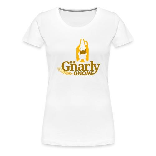 Gnarly Gnome Shirt - Women's Premium T-Shirt