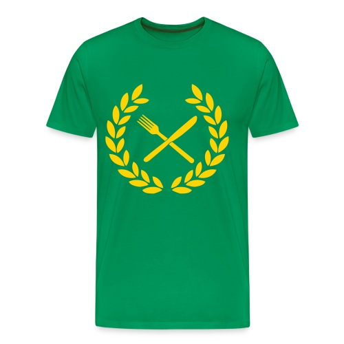 Culinary excellence  - Men's Premium T-Shirt