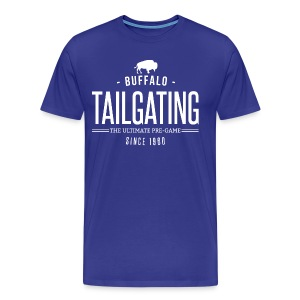 Buffalo Tailgating T-Shirt - Men's Premium T-Shirt