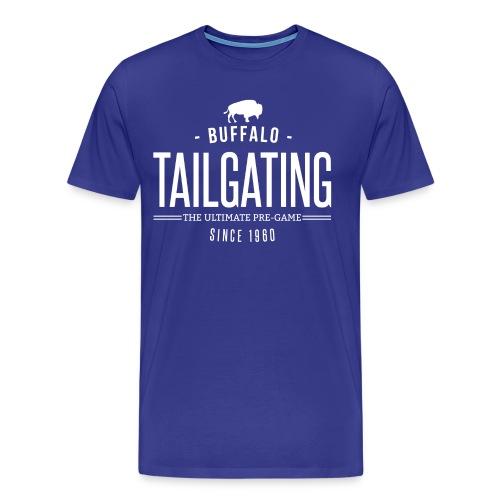 Buffalo Tailgating T-Shirt - Men's Premium T-Shirt