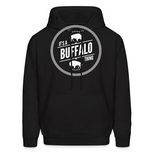 It's A Buffalo Thing Hoodie - Men's Hoodie