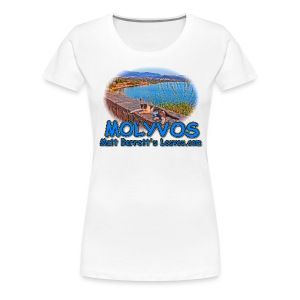 Molyvos Cat (women) - Women's Premium T-Shirt