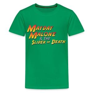 MayDay Malone - Kids' Premium T-Shirt