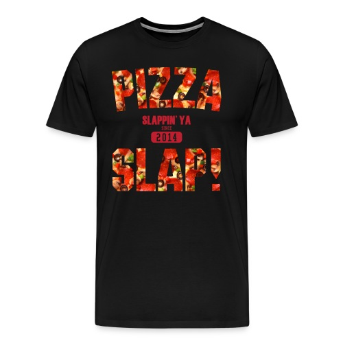 Pizza Slap! - Men's Premium T-Shirt