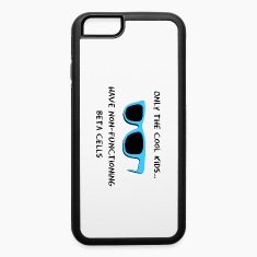 Only the Cool Kids - Blue Black - Type 1 Diabetes Accessories