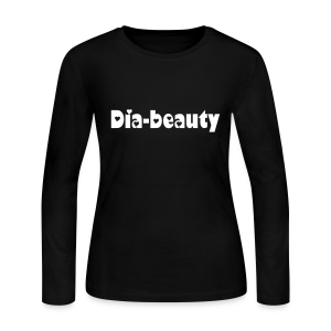 Dia-Beauty - Women's Long Sleeve Jersey T-Shirt