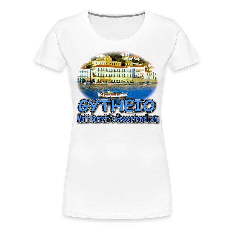 Gytheio (women) - Women's Premium T-Shirt