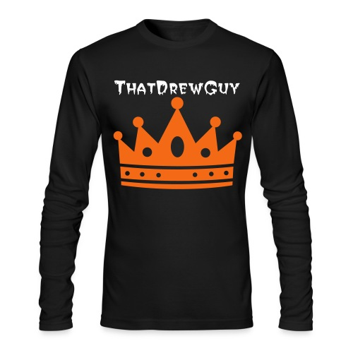 Drew Crown - Men's Long Sleeve T-Shirt by Next Level