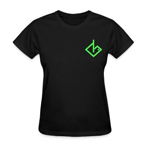 Always On - Green Logo Women's - Women's T-Shirt