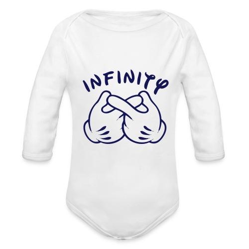 baby onesie  - Organic Long Sleeve Baby Bodysuit