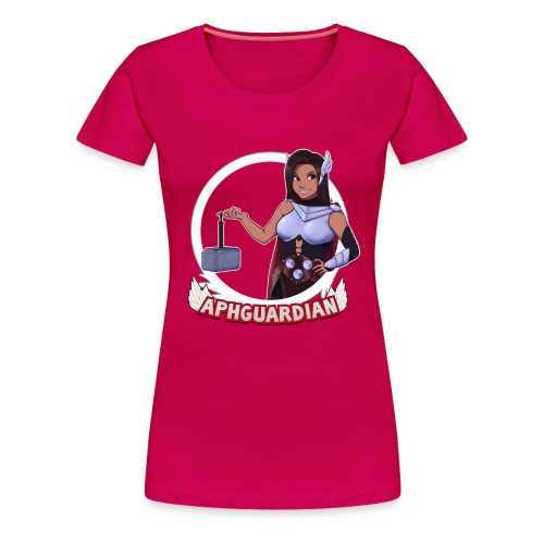 Aphguardian T-Shirt - Women's Premium T-Shirt