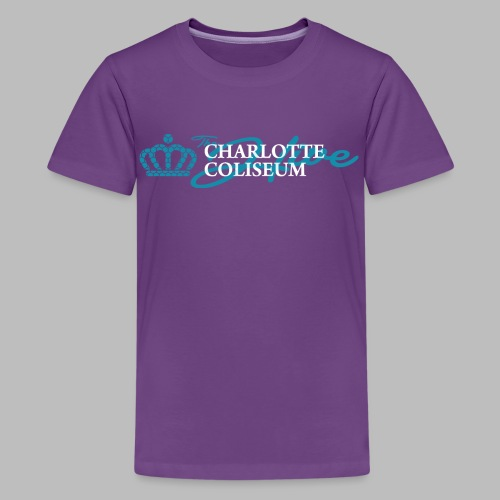 The Hive - Charlotte, NC - Kids' Premium T-Shirt