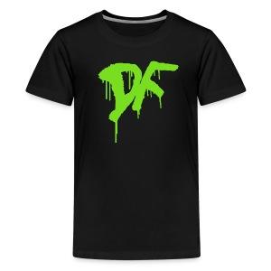 KIDS SIZED D-GENERATION FAT SHIRT! - Kids' Premium T-Shirt