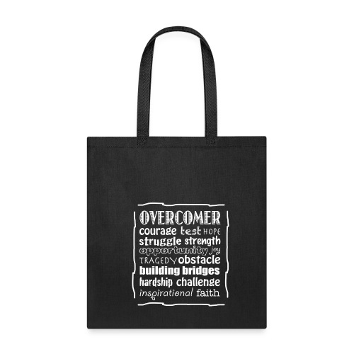 Overcomer - Tote Bag