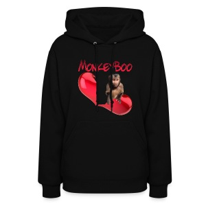 MonkeyBoo Heart Breaker - Women's Hoodie
