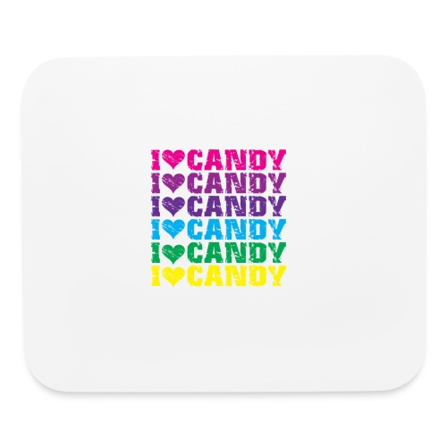 Candy Mousepad - Mouse pad Horizontal