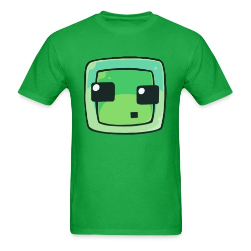 Men's Minecraft Slime - Men's T-Shirt