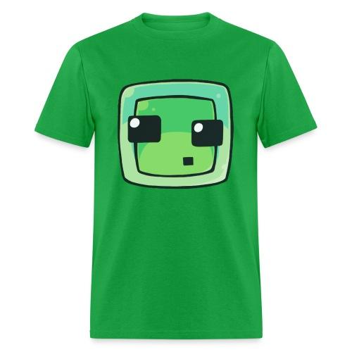 Men's Minecraft Slime - Men's T-Shirt