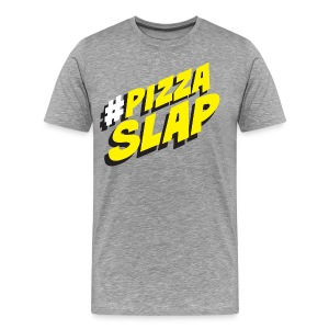 #PizzaSlap - Men's Premium T-Shirt