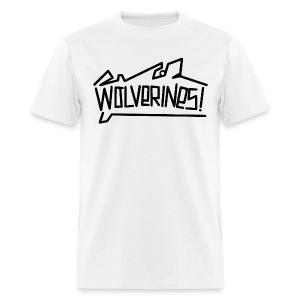 Wolverines - Men's T-Shirt