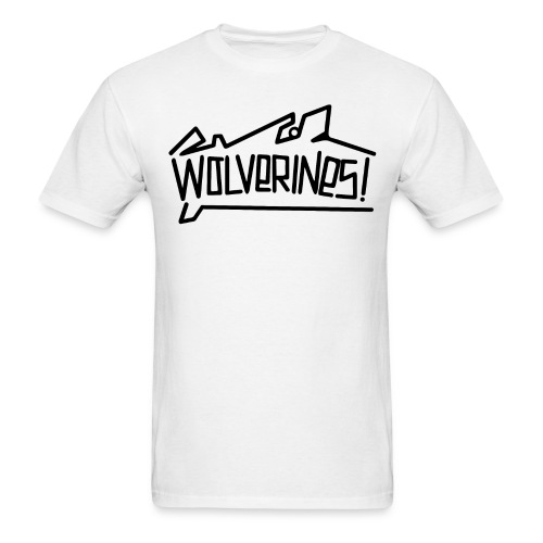Wolverines - Men's T-Shirt