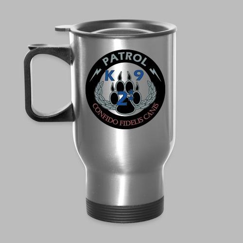 Alpha 2** K9 Credo Mug - Travel Mug