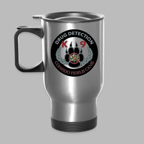 Alpha Drug Detection K9 Credo Mug - Travel Mug