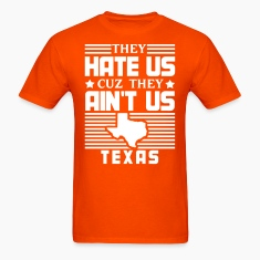 Hate Us Cuz They Ain't Us T-Shirts