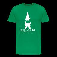 T-Shirts ~ Men's Premium T-Shirt ~ Support Local Shirt