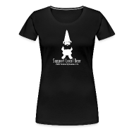 T-Shirts ~ Women's Premium T-Shirt ~ Support Local Shirt