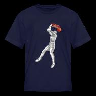 Kids' Shirts ~ Kids' T-Shirt ~ Double Dribble